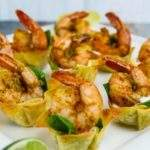 Cajun Shrimp Cups Appetizer Recipe